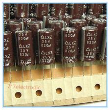 20pcs 2200uf 10v Samyoung Electrolytic Capacitors NXB Low ESR 10v2200uf