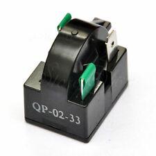 2x QP2-4R7 Commencer Relais Pour QP2-4.7 QP2-4.7G Réfrigérateur PTC 4.7Ohm 1Pin Starter