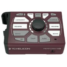 TC HELICON SWITCH-3 FOOTSWITCH 3 PULSANTI PER VOICELIVE E VOICEWORKS
