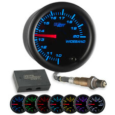 "GlowShift 2 1//16/"" Tinted Electronic Oil Temp Gauge Meter 7 Color LED GS-T707"