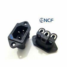 FURUTECH ADL NCF series FI-C15 NCF High-end grade inlet plug rhodium plating R