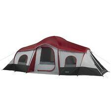 Ozark Trail 11 Personne Tente 3 Chambre instantané cabine salle privée Extérieur Camping