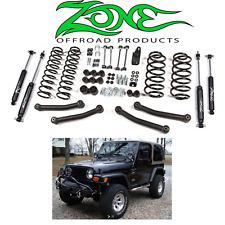 "Zone Offroad 1.5/"" Body Lift 99 00-02 Chevy GMC 1//2 Ton Pickup Silverado Sierra"