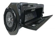 Pair Unloaded 15-19 Polaris Slingshot SSV Works Front Kick Panel Speaker Pods