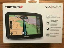NEW TomTom GO 50S 50-S GPS Car Navigation LIFETIME 3D MAPS /& Traffic Set USA//Can