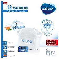 Brita Maxtra UK version Pack de 3 Cartouches filtre à eau blanc