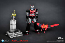 High Dream HL Pro Metaltech MT05 Gattaiger /& Roboizer die cast action figure