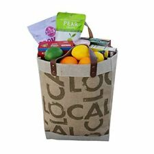 EARTHWISE REUSABLE bags,Green-with envy,4 pack Grocery bag.sturdy non woven poly