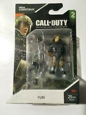Mega  Call of Duty  SPECIALIST HAZMAT YURI  PILOT OUTRIDER SOAP SERIES 2  FMG01