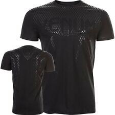 Venum dragons Vol MMA T-shirt Jujitsu Entraînement Haut Décontracté Arts Martiaux Noir Rouge