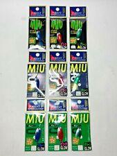 Forest MIU Native Series 7.0 G 15 Color Set!