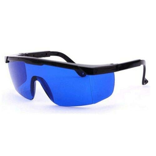 5x Blue Safety Glasses190nm 540nm  Red Green Yellow Laser Eye Protection Goggles