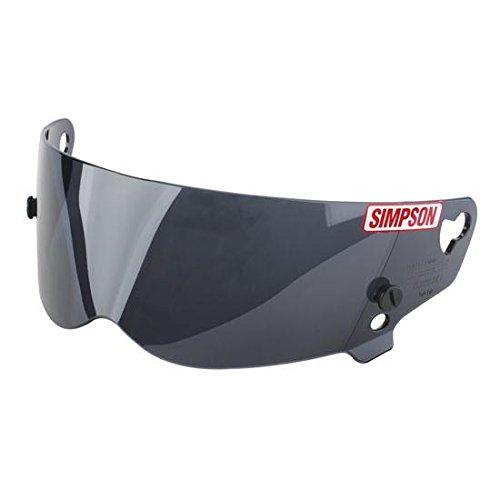 Simpson Racing 23012BK Black Nomex Helmet Skirt