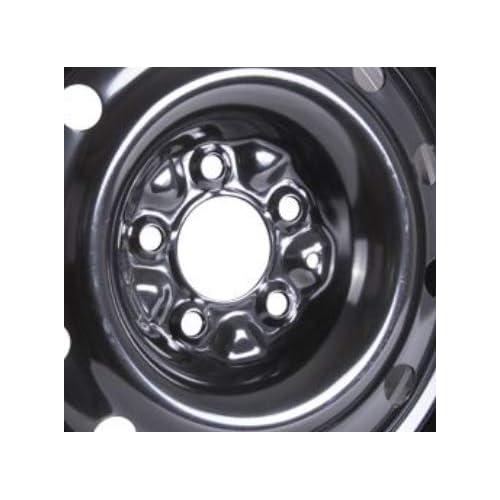 16X6.5 RTX black finish X99128N 5X114.3 71.5 Steel Rim 40 New Aftermarket Wheel