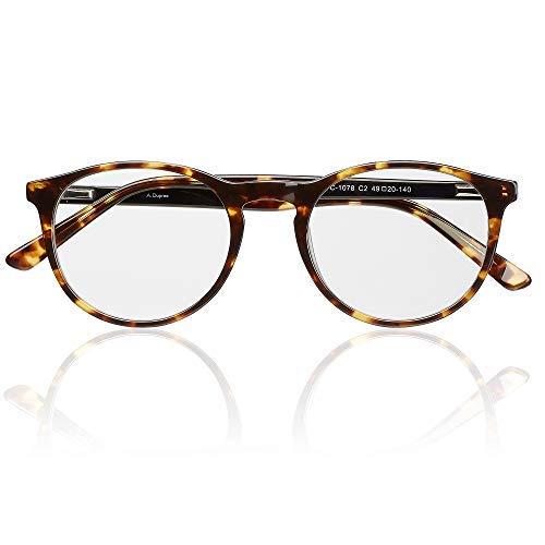 Hicdaw 3Packs Blue Light Blocking Glasses for Women Anti Blue Ray Eyeglasses Frames for Women Men with Gift Box Screwdrivers Glasses