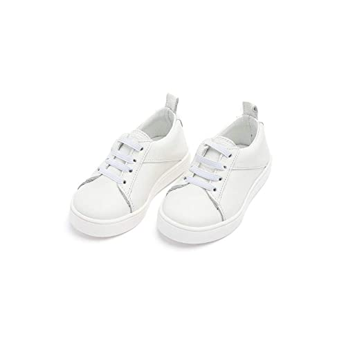 Freshly Picked Little//Big Kid Sizes 5-13 Little//Big Girl Boy Kids Leather Sneaker Mocc