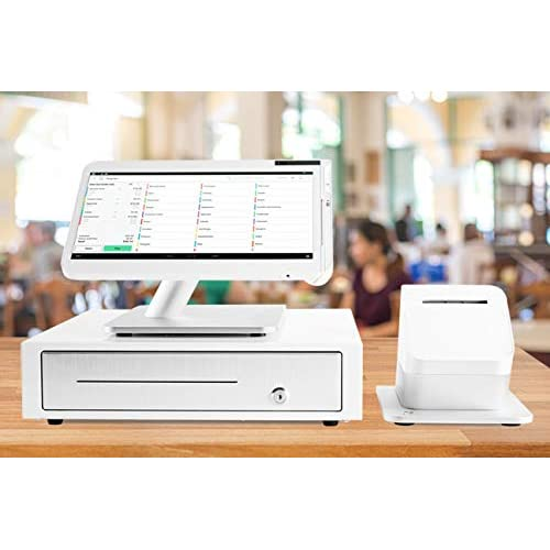 New Clover POS Station with Customer Display Newest Version - Requires Processing Account w//Powering POS