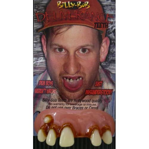 Billy Bob Teeth 10031 Deliverance fausses dents...