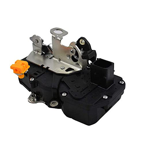 cciyu Door Lock Actuators Door Latch Rear Right Fits for 2006-2011 Chevrolet Impala 931-333