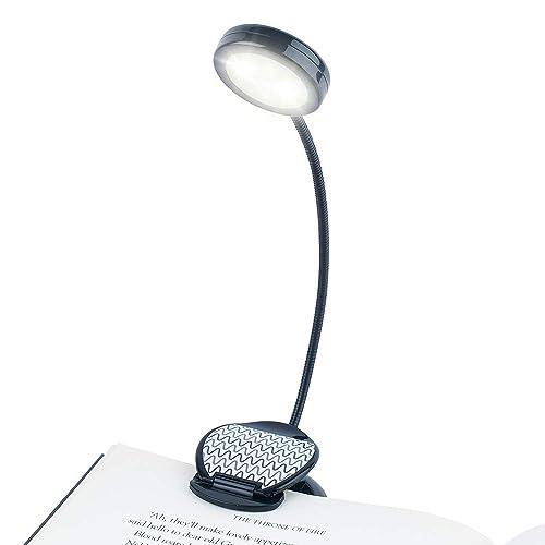 Home & Garden Novelty Lighting Clip on Reading Lights for Reading ...