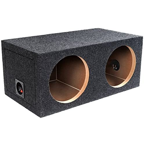 Kicker Bbox E10STV 10 Single Vented 1 MDF Labyrinth Power Slot Vented for Alpine E10STV Pioneer JL