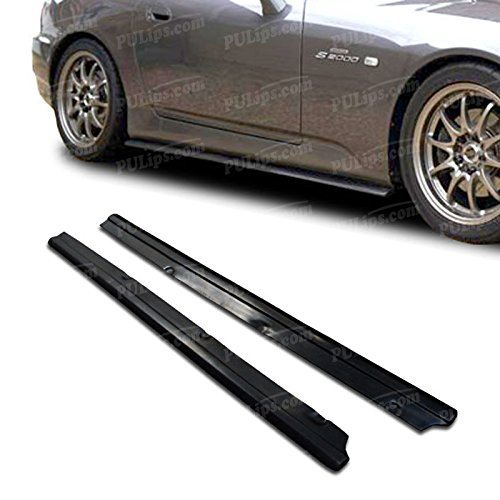 PULips Type-R Style Front Bumper Lip For Honda S2000 2004-2009 AP2 HDS204TRFAD