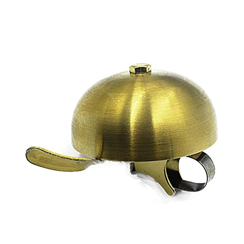 360/° Rotation Adjustable Handlebar Bell for City Bike Scooter 0.83inch~1.26inch Mountain Bike Brass Bicycle Bell Bike Bell Road Bike Children Bike Fits Handlebars 19~32mm