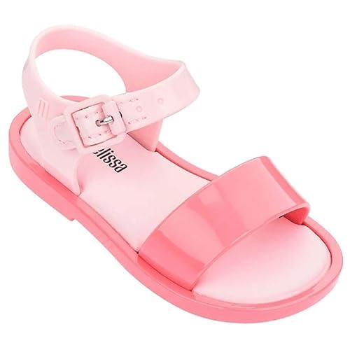 Mini Melissa Girls Mini Aranha XIII Slipper Lilac PRL 7 Medium US Toddler