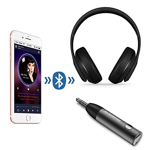 Mini Bluetooth Receiver RIVERSONG Wireless Bluetooth 4.1 Receiver Aux Receiver