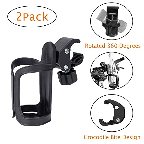 Universal Milk Bottle Cup Holder Baby Stroller Pram Pushchair Bicycle Buggy DS3
