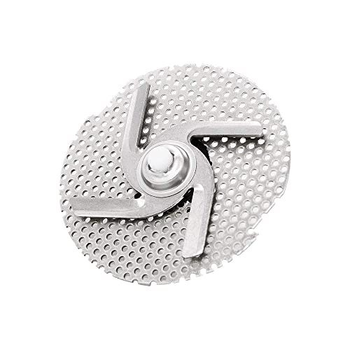 Replaces 8268383 WP8268383 AP5983779 W10083957 Ultra Durable W10083957V Dishwasher Chopper Blade Replacement Part by Blue Stars Exact Fit for KitchenAid Whirlpool Kenmore Dishwashers
