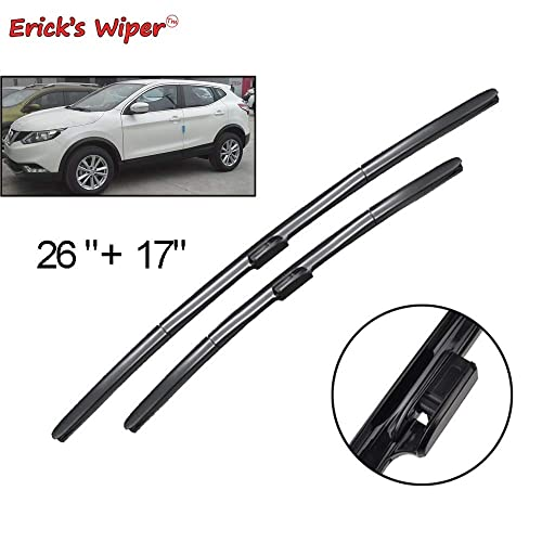 Bosch ICON Wiper Blades 20A20B Set of 2 Honda: 11-03 Element More Mazda: 11-09 RX-8 Ford: 10-05 Explorer Fit BMW: 03-02 Z3 Up to 40/% Longer Life Nissan: 09-14 Cube Frustration Free Packaging