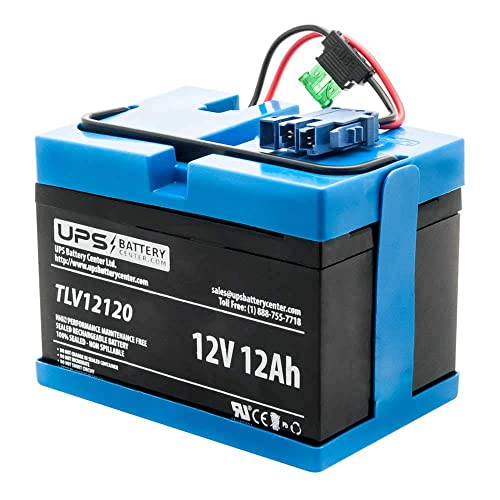 INJUSA/ /Rechargeable Battery 6V multicoloured