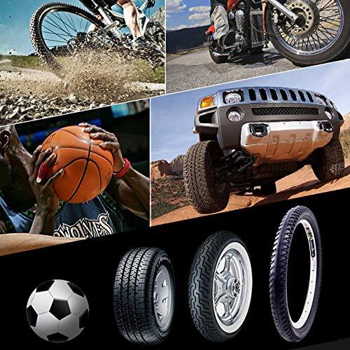 Footballs Digital Display MEIDI Car Tyre Inflator Air Compressor Portable Car Tyre Pump Electric Air Pump for Bikes Tires Basketballs
