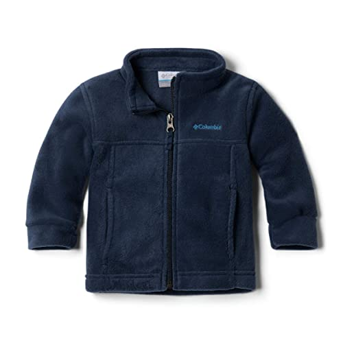 Columbia Boys Little Steens Mt II Fleece X-Small State Orange