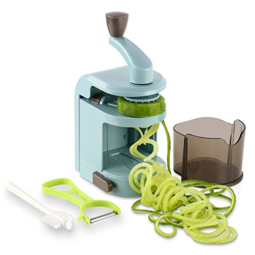 Ourokhome Zucchini Noodle Maker Spaghetti Spiralizer 4 intégré légume