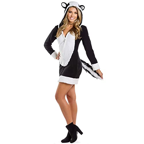 Elfes Tipy Mignon Robe De Costume De Mouffette W Poches Pour Halloween Robe Sexy De Mouffette Pour Des Femmes Buy Products Online With Ubuy Morocco In Affordable Prices B072vxh7fh