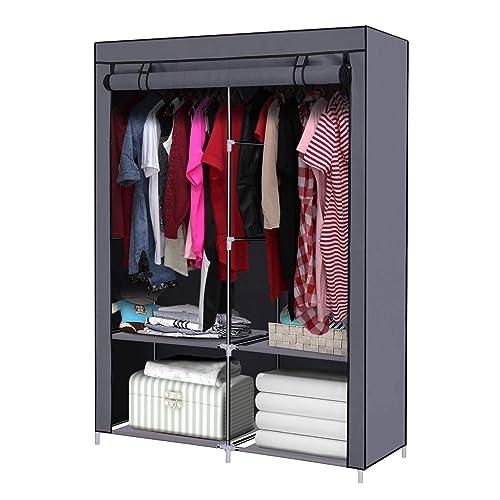 Youud Closet Organizer Wardrobe, Storage For Clothes In Closet