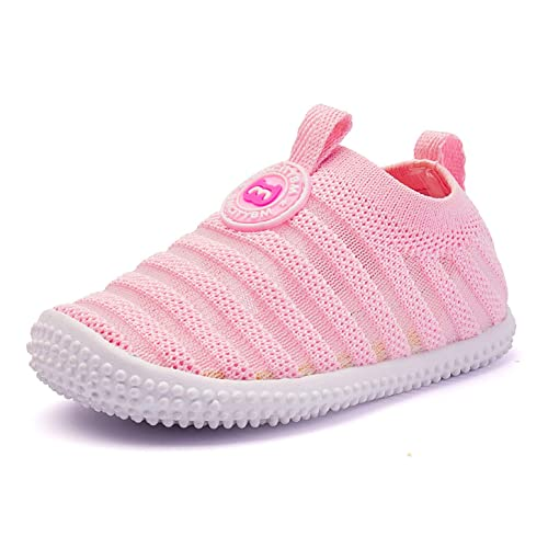 bcac2c4175de6 Baby Shoes Boy Girl Infant Sneakers Flyknit Non-Slip First Walkers 6 9 12  18 24 Months