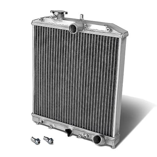 For Civic/Del Sol/Integra Manual Transmission 2-Row 42mm Racing ...