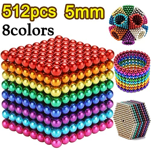 Magnetic Balls Fun Stress Relief Desk Toy for Adults ...