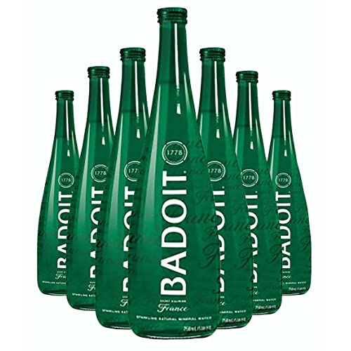 Buy Badoit Sparkling Mineral Water, 11-oz  (330 ml) Case of