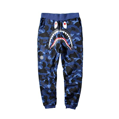 d49b9b26b9e9 Shengzhenhua Unisex Sports Bathing Ape Bape Shark Jaw Camo Full Zipper  Hoodie Men s Sweats Coat Jacket