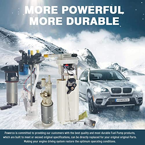 For 2003-2006 Mercedes-Benz CLK500 5.0L V8 Fuel Pump Module Left /& Right Side