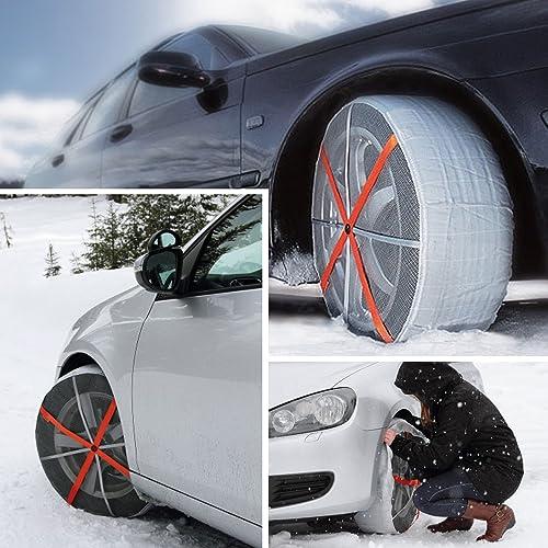 AutoSock 600 Size-600 Tire Chain Alternative