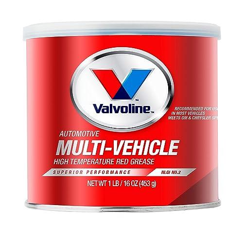 Valvoline VV614 1 lb  Multi-Purpose Grease