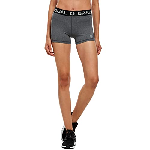 Cadmus Womens Spandex Volleyball Shorts 3 Workout Pro Shorts