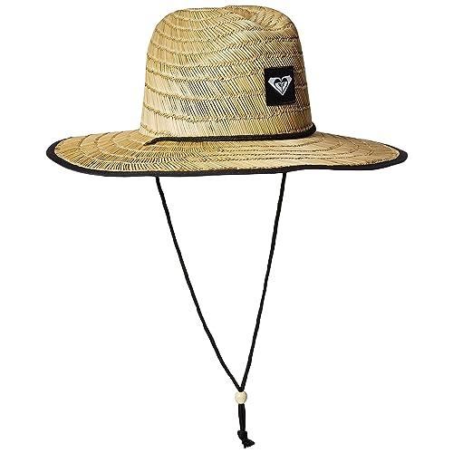 Roxy Juniors Tomboy Printed Straw Hat