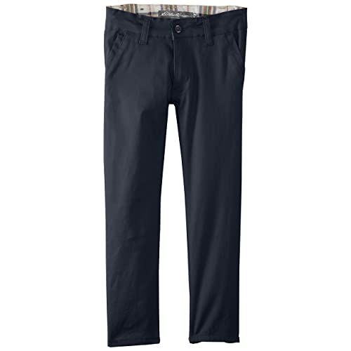 Eddie Bauer Girls Twill Pant More Styles Available