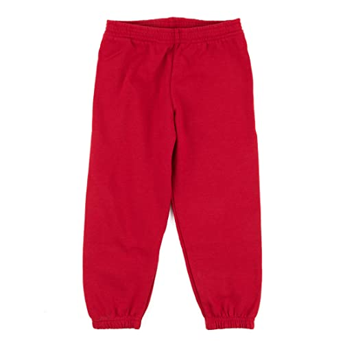 Variety of Colors 2-14 Years Leveret Kids /& Toddler Boys Pants Girls Legging Pants with Drawstrings